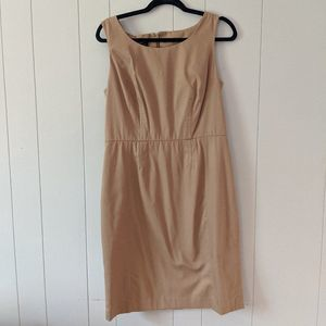 Talbots Suit Sheath Dress